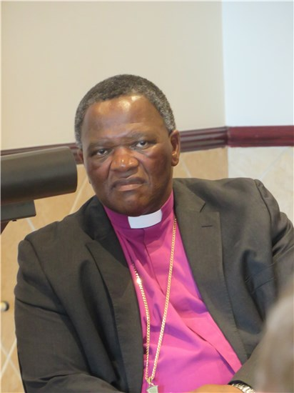 Bishop Ebenezer